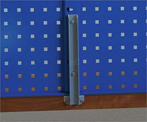 ADB Werkbank Halterung für Lochplatte|Schlitzplatte 320 mm