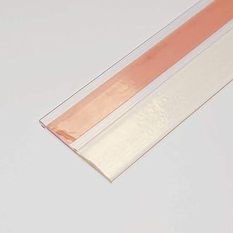 600cm x 3cm x 0,5cm CONFORTEX 60654 Joint PVC /à clouer Beige PVC /& Feutre