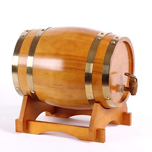 Ffggfgd Personalizada - Prima de Roble crianza en barrica - Whisky, Cerveza, Vino, Bourbon, Tequila, Ron, Hot Sauce,D,20L