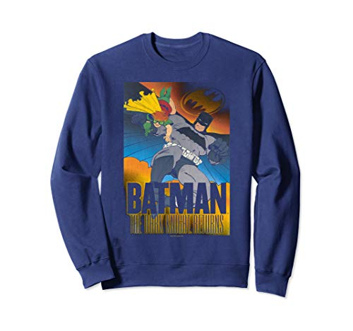 The Dark Knight Batman Dark Knight Returns Sweatshirt