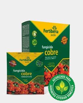 Fertiberia Fungicida Cobre 25 Gr