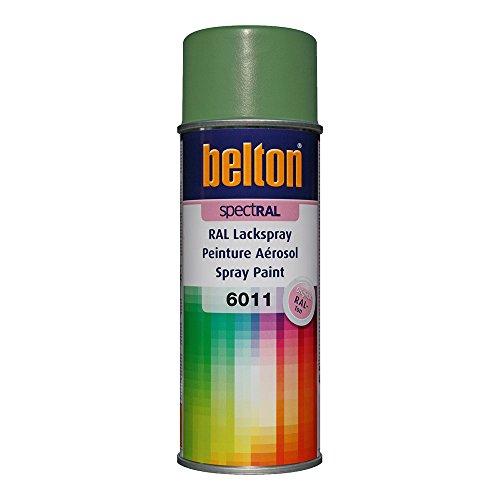 Unbekannt KWASNY 324 308 Belton Spectral Lackspray RAL 6011 resedagrün seidenglanz 400ml