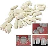 NaoSIn-Ni 28 Gránulos de Dientes Modelo Simulado Odontología Oral Dientes Dentales Modelo Dentista Dentista Preparación Demostración Diente Enseñanza Modelo de Estudio