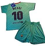 Conjunto Camiseta y pantalón 3ª equipación FC. Barcelona...