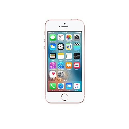 Amazon Com Apple Iphone Se 32 Gb Unlocked Gold