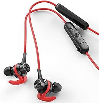 Linklike IPX7 Waterproof Runners Care Sport Bluetooth 5.0 Earphones