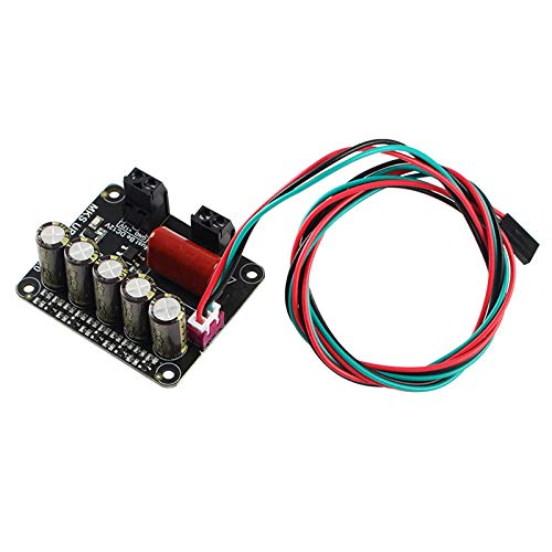 Monland for MKS UPS 12V Module 3D Printer Parts Power Failure Detection and Lift the Z Axis to Protect Power Failure