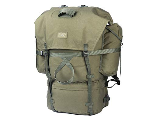 Savotta Border Patrol Rucksack (olivgrün)