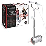 Karaoke Machine for Adults and Kids with 2 Microphones – Potable...