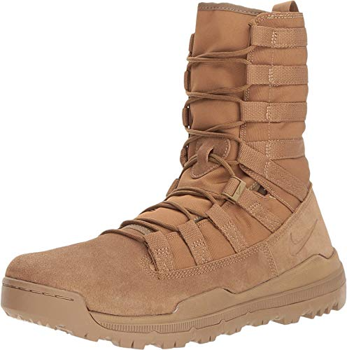 """Nike Mens SFB GEN 2 8"""" Leather Coyote Size 11"""