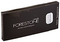 Forestone reeds for all saxophones and clarinets come in 1/2 strengths from 1 - 5. They have the functional properties of cane but are consistent, do not degrade with use, and are not subject to fluctuations in temperature, humidity, altitude or othe...