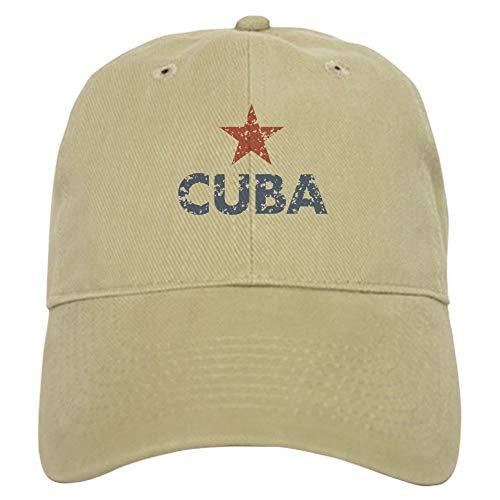 Clothing decoration Cuba Baseball Cap