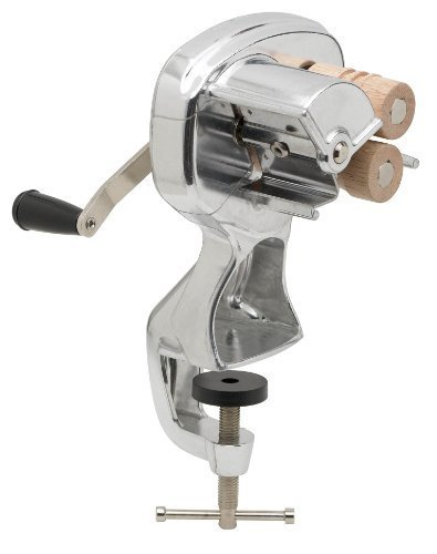 Harold Import Company, Inc. HIC Brands That Cook Fante's Cousin Elisa's Cavatelli Maker With Countertop Clamp