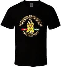 XLARGE - 11th Armored Cavalry Regiment - Black