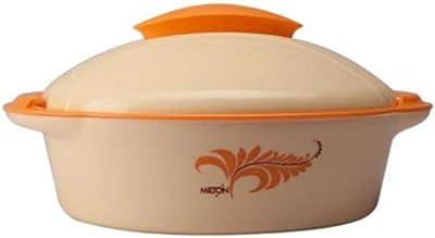 Milton Crisp DLX Casserole, 2 litres, Orange