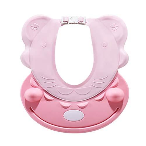 Verstelbare Baby Douche Cap Haar Wassen Shield voor Kinderen Bescherm Shampoo Kids Bad Vizier Hoed Kid Veilig Cap Hoed Baby Shield Bescherm