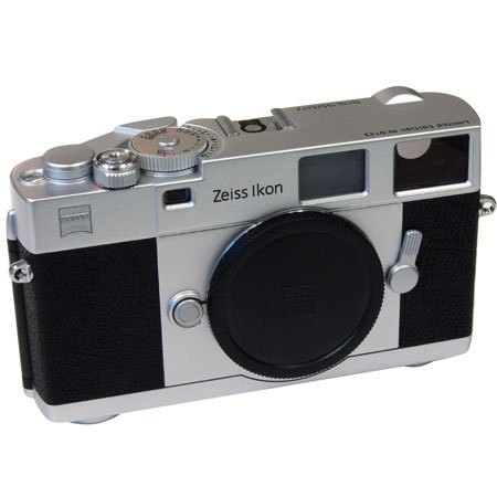 Zeiss Ikon M-Mount 35mm Rangefinder Camera Body, Silver