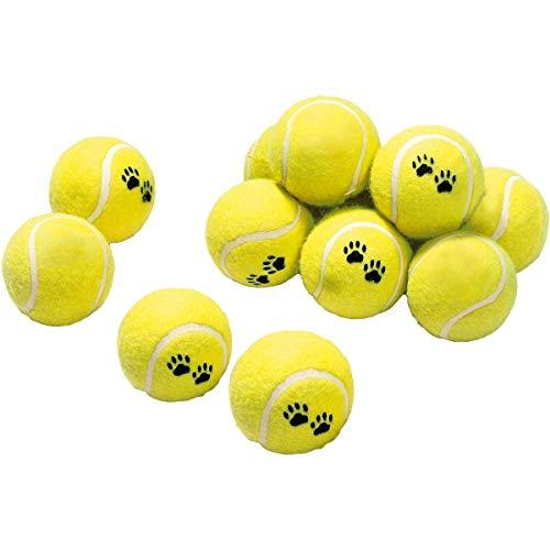 Karlie - Pelotas de Tenis, 12Unidades, 30: 15,6cm