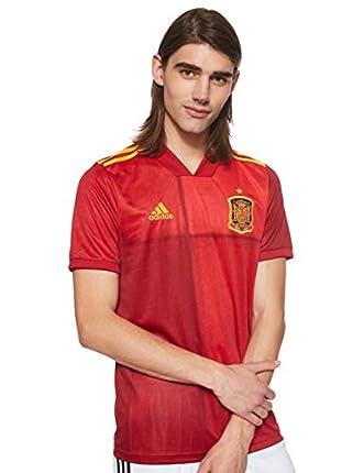 Adidas - SPAIN FEF Temporada 2021/22, Camiseta, Primera Equipación, Equipación de Juego, Hombre