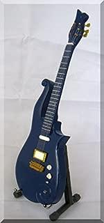 PRINCE Miniature Guitar CLOUD Blue