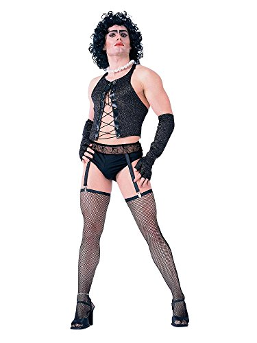 The Rocky Horror Picture Show Frank N Furter Costume Fancy Dress