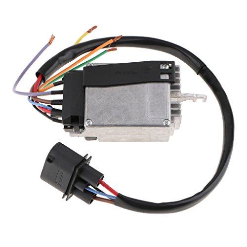 balikha Módulo de Control Automático Del Ventilador Del Radiador Del Coche 8e0959501ag