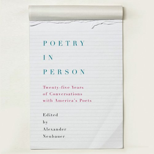 Poetry in Person audiobook cover art