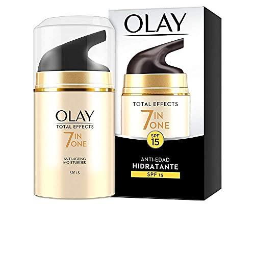 Olay Total Effects 7 en 1 Anti-Edad Hidratante Medio SPF 15 - 50ml