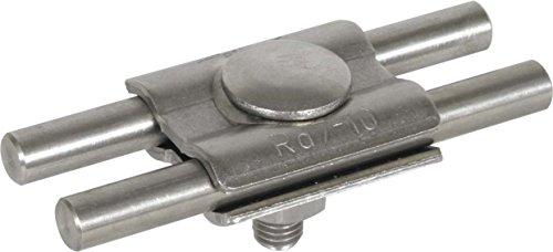 DEHN 306029 – Connector Parallel 7–10 mm M10 x 35 NIRO V4 A