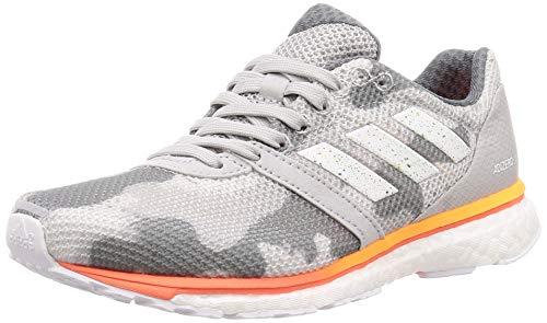 adidas Adizero Adios 4 w, Zapatillas de Running para Mujer, Multicolor (Gridos/Ftwbla/Coalre 000), 38 2/3 EU