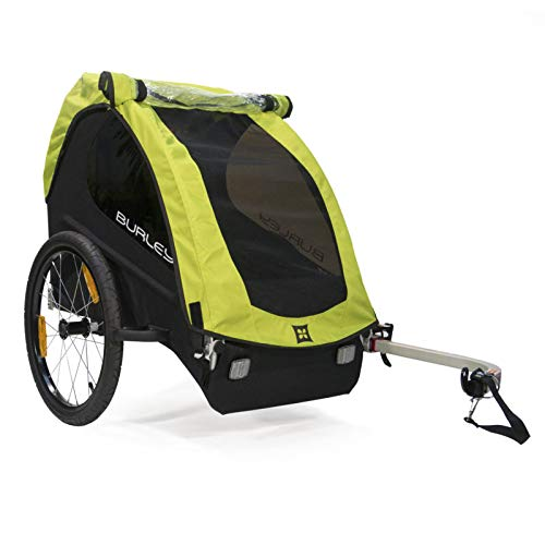Best Deals! Burley Unisex Adult Minnow Bicycle Carrier - Green, N/A