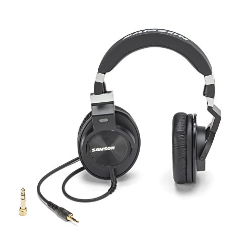 Sale!! Samson Z55 Closed Back Over-Ear Professional Reference Headphones