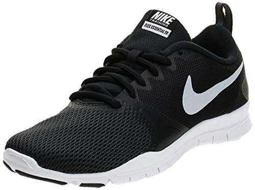 Nike Damen Flex Essential TR Fitnessschuhe, Schwarz (Black/Anthracite White 001), 38 EU