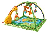 Fisher Price - K4562 - Tapis de La Jungle