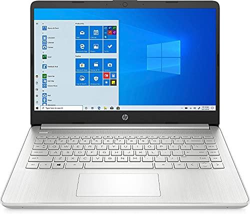 """HP 14s-dq2003ns - Ordenador Portátil de 14"""" FHD (Intel Core i5-1135G7, 8GB de RAM, 1TB SSD, Intel Iris Xe, Windows 10) Plata - Teclado QWERTY Español"""