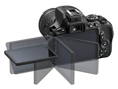 Nikonデジタル一眼レフカメラD5600ダブルズームキットブラックD5600WZBK