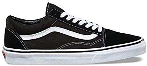 Vans Unisex Old Skool Classic Skate Shoes (38)