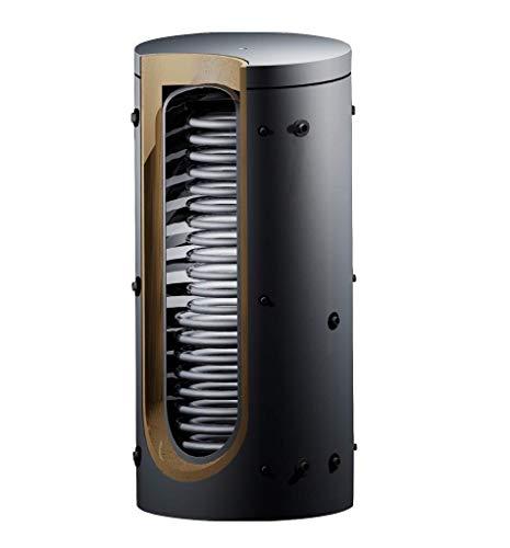 Hygienespeicher 800 Liter mit 1 Wärmetauscher und Isolierung