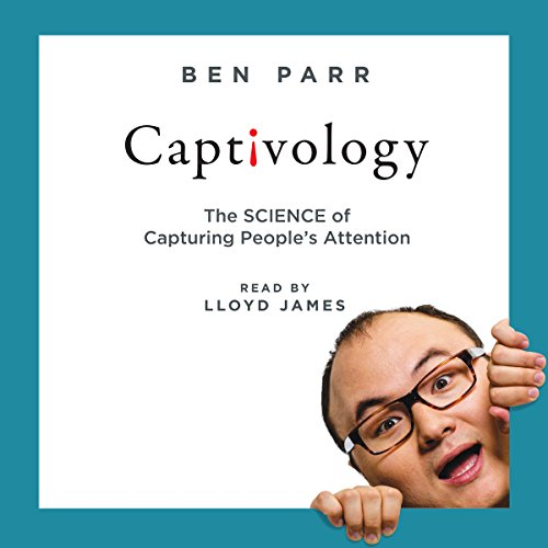 Captivology audiobook cover art