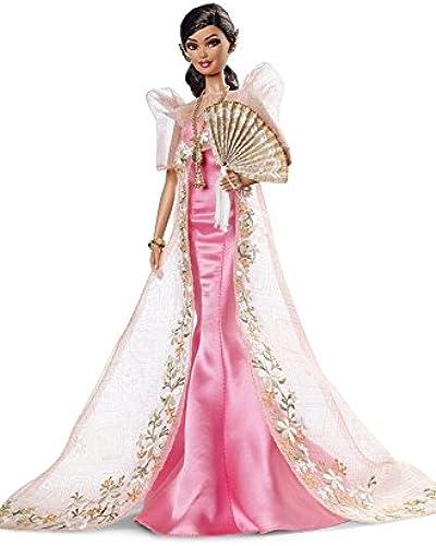 Barbie Collector   CGT76 Mutya lim. Edition 4000 St. weltWeiß