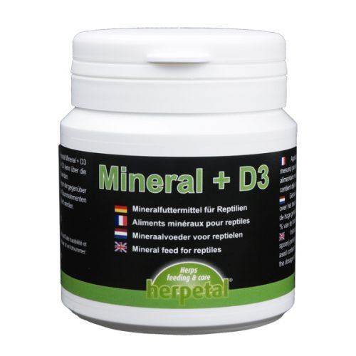 Herpetal Mineral + Vitamin D3 ( 50g )
