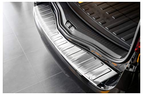 tuning-art BL935R Ladekantenschutz mit Abkantung für Renault Mégane Grandtour 4 2016-