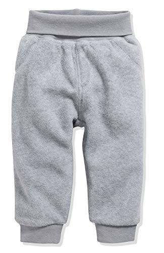 Schnizler Baby Pump-Hose, Grau (Grau/Melange 37), 56