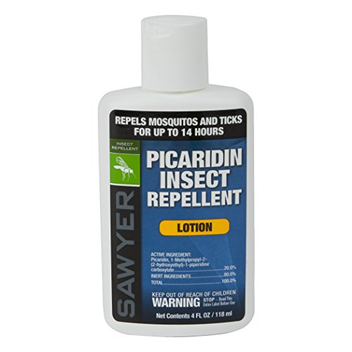 Sawyer Products SP564 Premium Insect Repellent with 20% Picaridin, Lotion, 4-Ounce