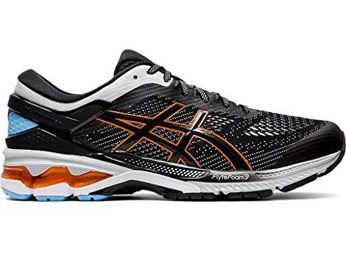 ASICS Men's Gel-Kayano 26 Running Shoes Black Size: 7 UK