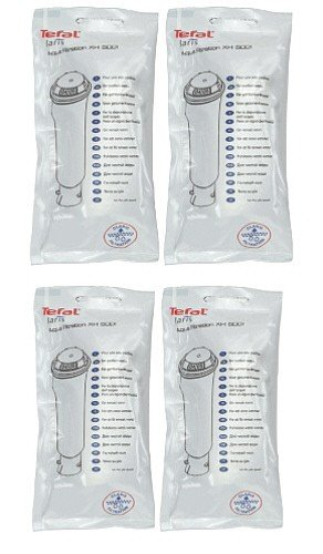 TEFAL 4x XH5001 XH5000 Claris Wasserfilter für BR 3019 3041 3088 Quick Hot
