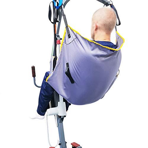 41oLM9HGW5L - WLKQ Cinturón de Transferencia médica de elevación - Grúa de Paciente - Paciente Cinturón De Transferencia para Bariátrico, Enfermería,Anciano, Discapacitado, Cuerpo Completo Y Postrado En Cama