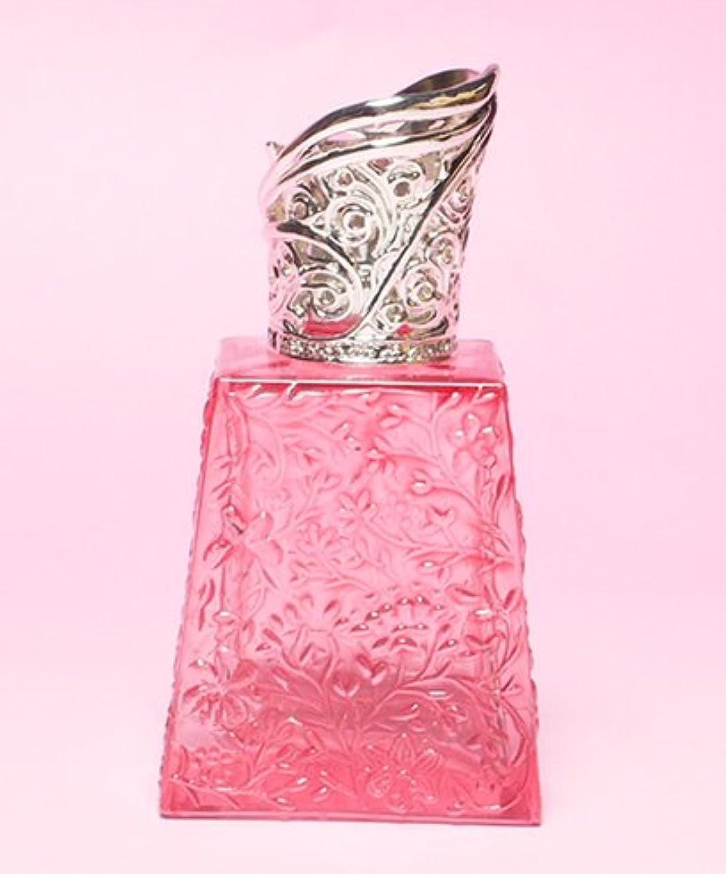 お風呂を持っている自信がある騒々しい【ミニランプ】 ミスト MP ピンク ランプベルジェ製アロマオイルでも使用可
