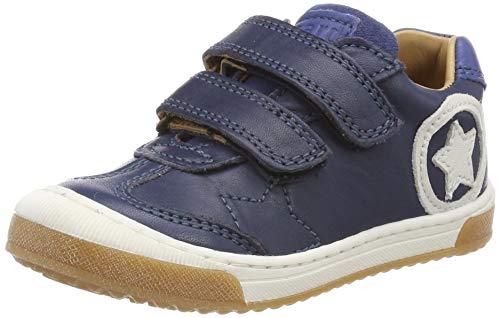 Bisgaard Jungen Unisex Kinder 40332.119 Sneaker, Blau (Dark Blue 601-2), 34 EU