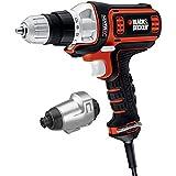 Black & Decker BDEDMTI Matrix Corded AC Drill and Impact Driver